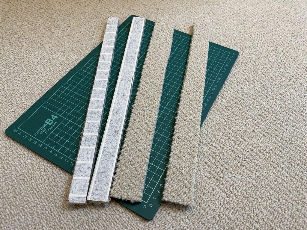 アタック350 リップルパレット カット例
