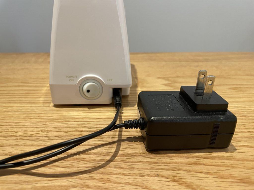 メルシーポットS-504電源